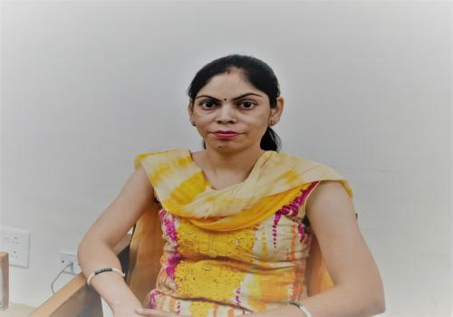 Ms. Deepika (Clerk)