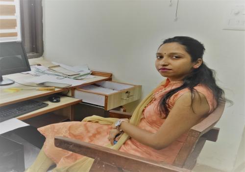 Ms. Shallu (Certificate Clerk)